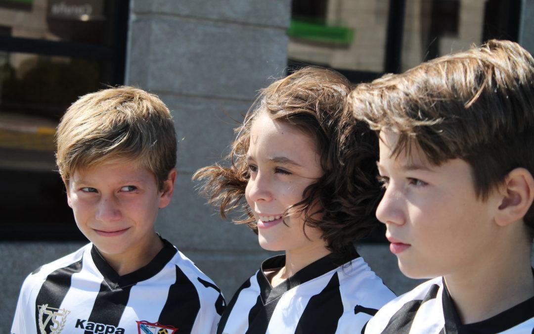 Presentación Equipos Fútbol 8